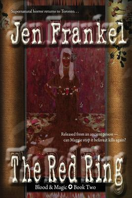 The Red Ring  by  Jen Frankel