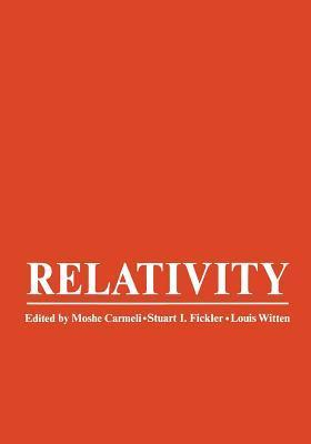 Relativity: Proceedings of the Relativity Conference in the Midwest, Held at Cincinnati, Ohio, June 2 6, 1969 M Carmeli