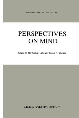 Perspectives on Mind  by  H R Otto