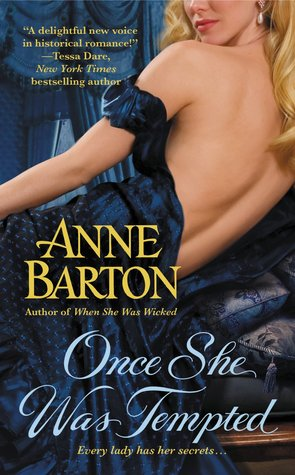 Once She Was Tempted (Honeycote, #2)  by  Anne  Barton