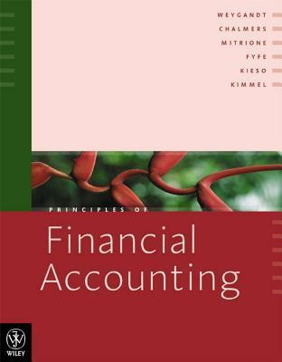 Priciples of Financial Accounting Jerry J. Weygandt