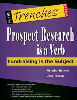 Fundraising Research Made Easy: A Practical Guide for Fundraisers Meredith Hancks