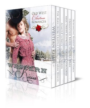 Western Kisses - Old West Christmas Romances Carré White