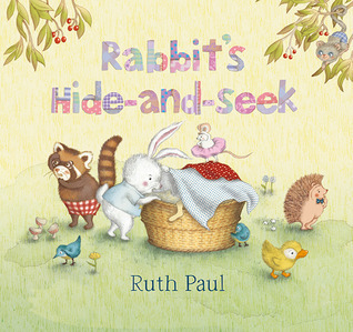 Rabbits Hide And Seek  by  Ruth Paul