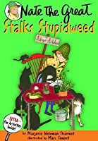 Nate the Great Stalks Stupidweed