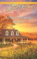 A Place for Family (Love Inspired)