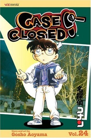 Case Closed, Vol. 24: Love and Death  by  Gosho Aoyama