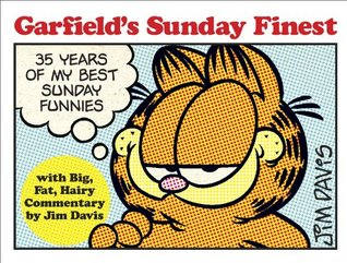 Garfields Sunday Finest Jim Davis