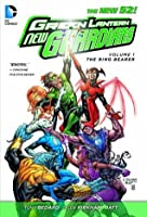 Green Lantern: New Guardians, Vol. 1: The Ring Bearer