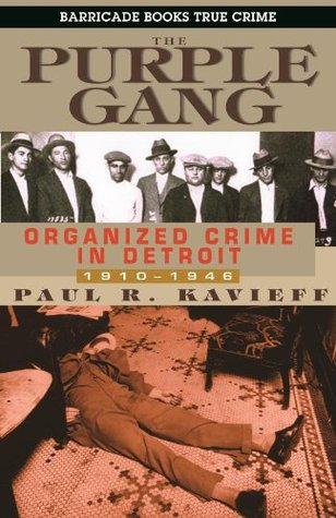 The Violent Years: Prohibition and the Detroit Mobs  by  Paul Kavieff