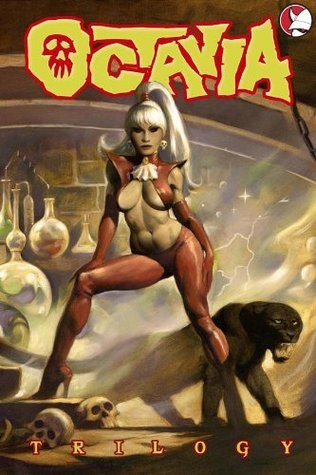 Octavia : Trilogy (Graphic Novel)  by  Mike Hoffman