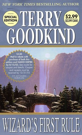 The Third Kingdom (Richard and Kahlan, #2)  by  Terry Goodkind