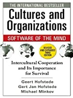 Cultures and Organizations : Software for the Mind, Third Edition