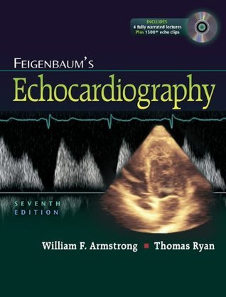 Feigenbaums Echocardiography 7e  by  William F. Armstrong