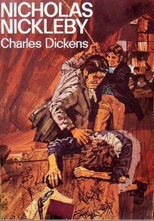 Nicholas Nickleby (Illustrated and Annotated)  by  Charles Dickens