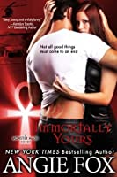 Immortally Yours (Monster M*A*S*H, # 1)