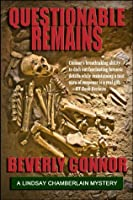 Questionable Remains (Lindsay Chamberlain, #2)