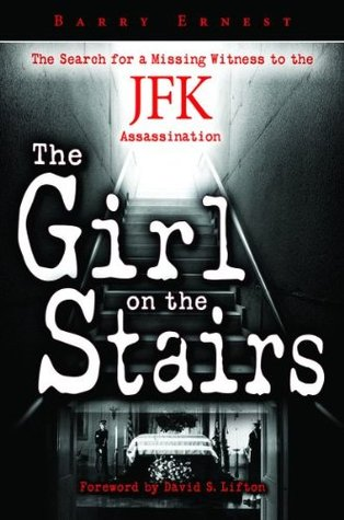 Girl on the Stairs, The  by  Barry Ernest