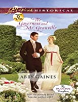 The Governess and Mr. Granville (The Parson's Daughters - Book 2)