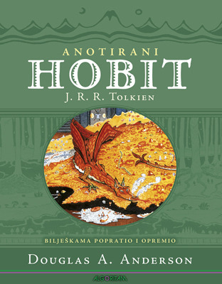 Anotirani Hobit  by  J.R.R. Tolkien