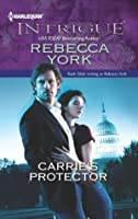 Carrie's Protector (Harlequin Intrigue Series)