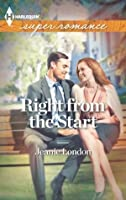 Right from the Start (Harlequin Superromance)