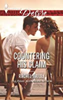 Countering His Claim (Harlequin Desire)