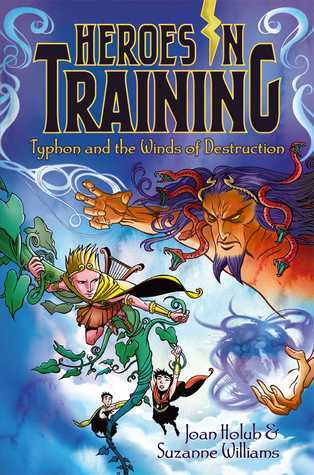Typhon and the Winds of Destruction (Heroes in Training, #5) Joan Holub