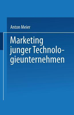 Marketing Junger Technologieunternehmen Anton Meier