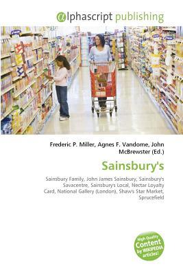 Sainsburys  by  Frederic P. Miller
