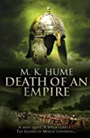Death of an Empire (The Merlin Prophecy, #2)