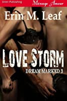 Love Storm (Dream Marked, #3)
