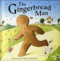 The Gingerbread Man (Usborne Picture Story Books) (Usborne Picture Story Books)