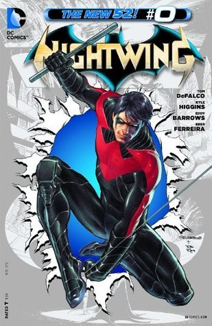 Nightwing (2011- ) #0  by  Kyle Higgins