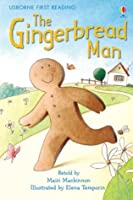 The Gingerbread Man (Usborne First Reading)