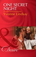 One Secret Night (Mills & Boon Desire) (The Master Vintners - Book 3)
