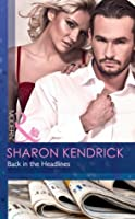 Back in the Headlines (Scandal in the Spotlight - Book 3)