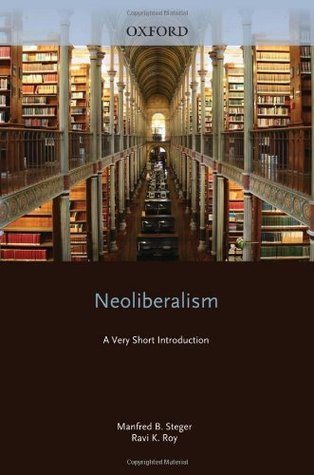 Neoliberalism  by  Manfred B. Steger