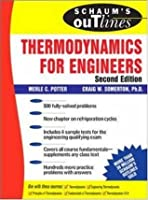 Schaum's Outline of Thermodynamics for Engineers, 2nd edition (Schaum's Outline Series)