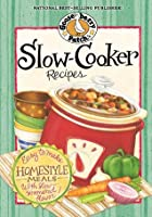 Slow-Cooker Recipes Cookbook: Easy to make homestyle meals with slow-simmered flavor! (Everyday Cookbook Collection)
