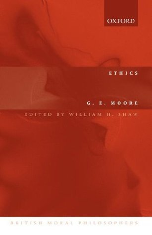 Ethics  by  G.E. Moore
