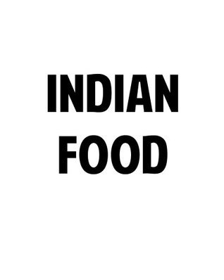 Gluten Free Indian Food  by  Donald