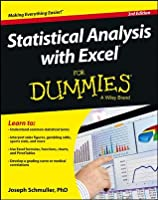 Statistical Analysis with Excel For Dummies (For Dummies (Computer/Tech))