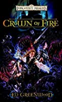 Crown of Fire (Shandril's Saga #2) (The Harpers #9)