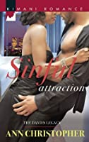 Sinful Attraction (The Davies Legacy)