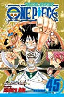 One Piece, Vol. 45: You Have My Sympathies