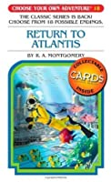Return To Atlantis (Choose Your Own Adventure #18)