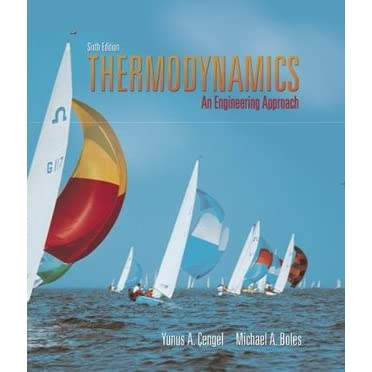 Thermodynamics: An Engineering Approach with Student Resource DVD - Yunus A. Cengel, Michael A. Boles