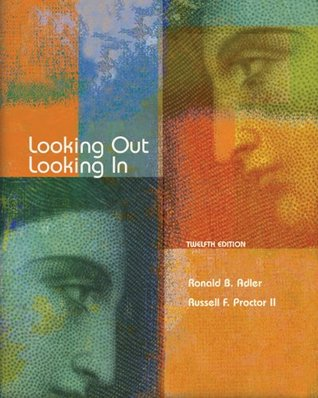 Looking Out / Looking In - Text Only  by  Ronald B. Adler