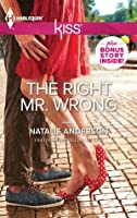 The Right Mr. Wrong (Harlequin Kiss)